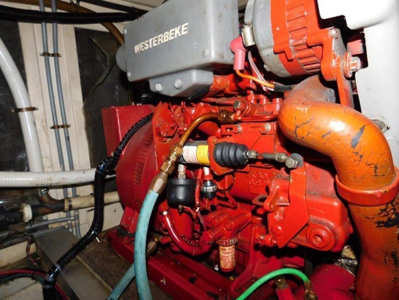 Grand Banks-42 Classic 1990-Stina Marie Merritt Island-Florida-United States-Westerbeke 8KW Generator-1323244   Thumbnail