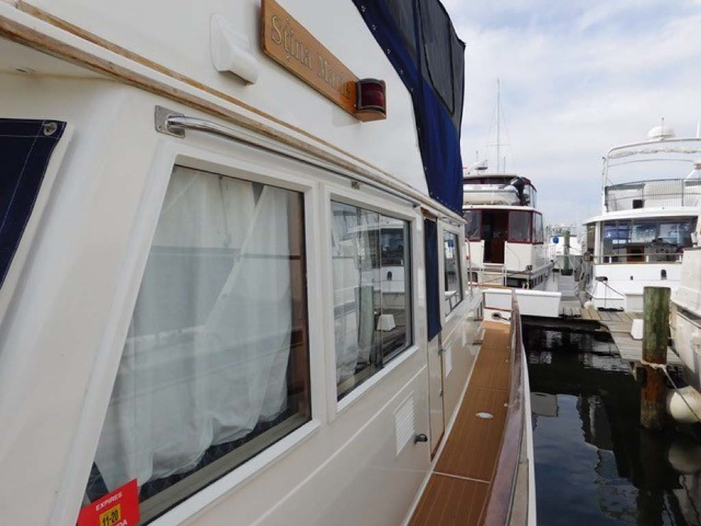 Grand Banks-42 Classic 1990-Stina Marie Merritt Island-Florida-United States-Starboard Deck-1323209 | Thumbnail