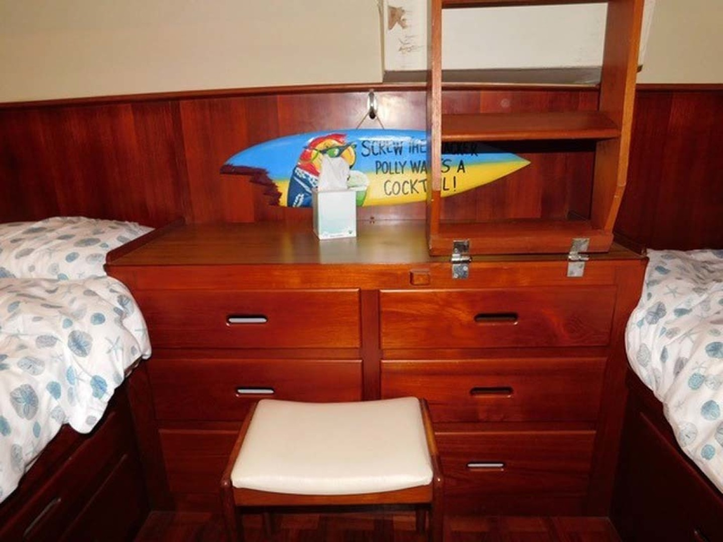 Grand Banks-42 Classic 1990-Stina Marie Merritt Island-Florida-United States-Master Aft Drawers-1323235 | Thumbnail