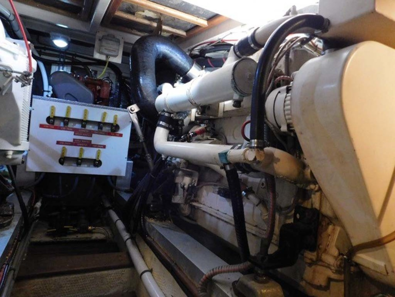 Grand Banks-42 Classic 1990-Stina Marie Merritt Island-Florida-United States-Port Engine-1323238   Thumbnail