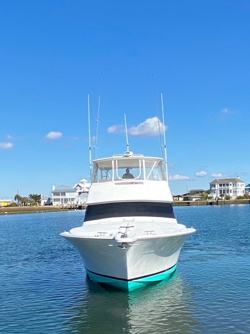 Picture Of: 50' Viking 50 Convertible 1997 Yacht For Sale | 2 of 55