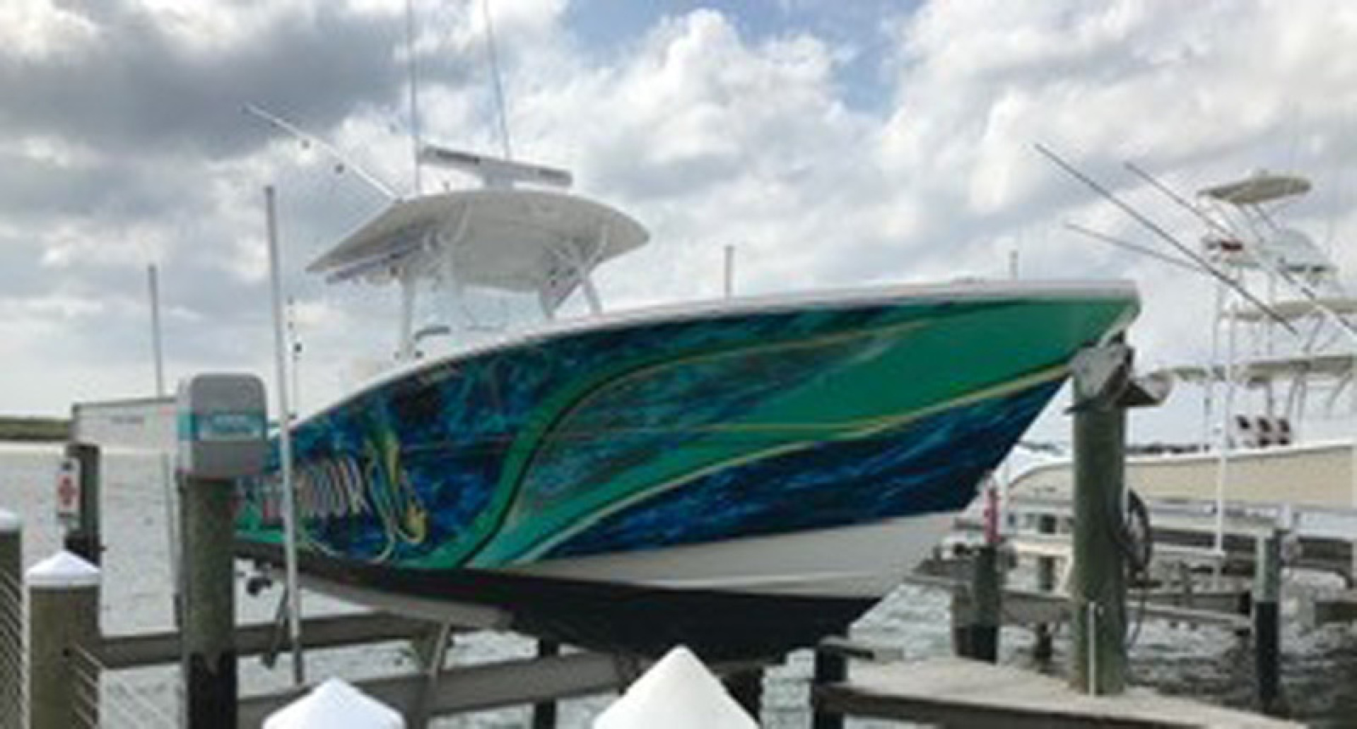 No Name is a Regulator 34CC Yacht For Sale in Daytona Beach--0