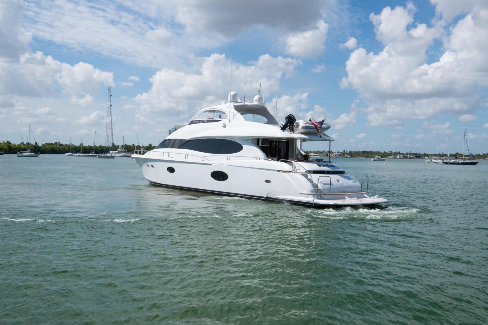 Lazzara-Open Bridge Hard Top 2007-CHIP Miami-Florida-United States-84 Lazzara-1324537 | Thumbnail