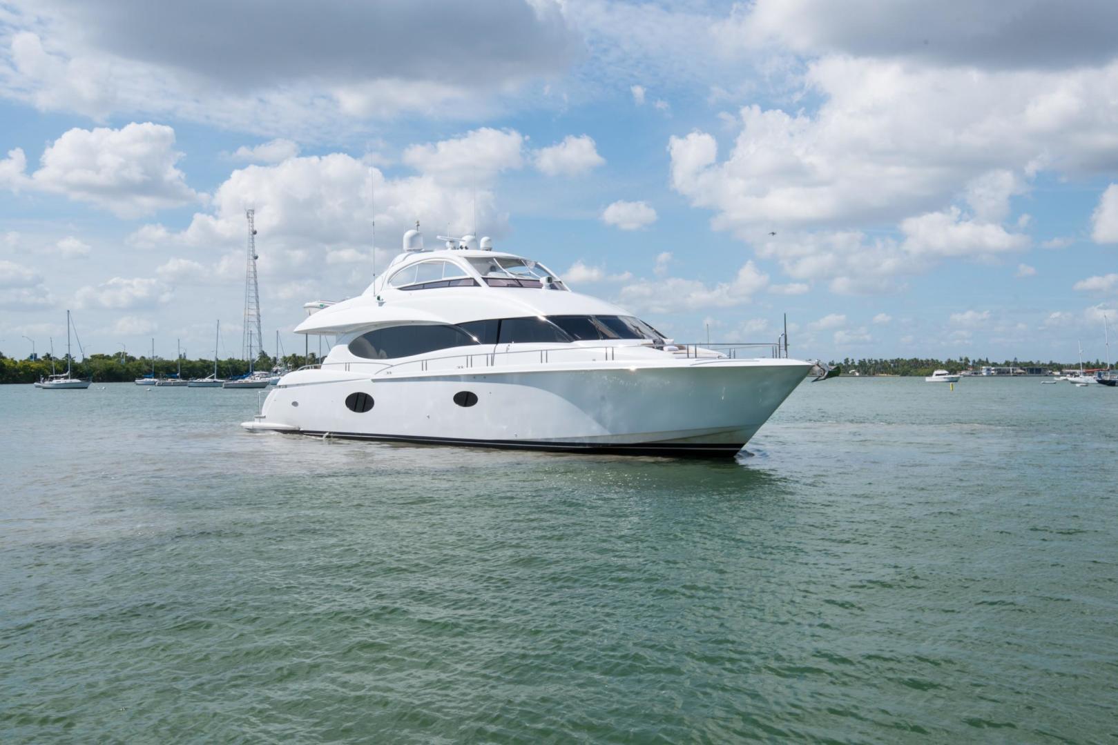 Lazzara-Open Bridge Hard Top 2007-CHIP Miami-Florida-United States-84 Lazzara-1324543 | Thumbnail