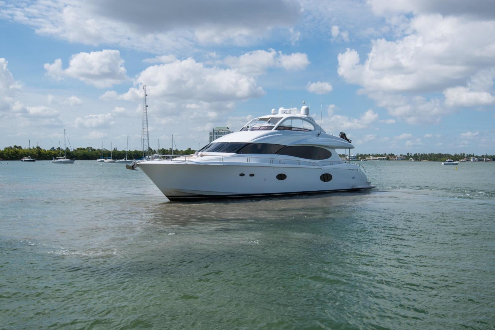 Lazzara-Open Bridge Hard Top 2007-CHIP Miami-Florida-United States-84 Lazzara-1324541 | Thumbnail