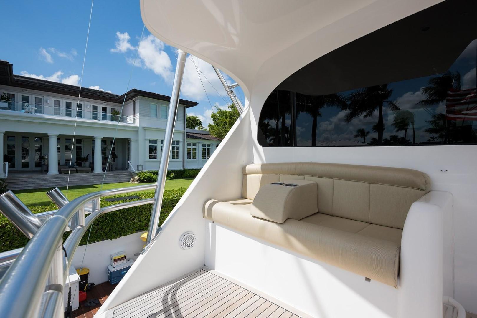 Viking-Enclosed 2013-No Name 82 Miami-Florida-United States-Enclosed Flybridge Aft Deck-1324721 | Thumbnail