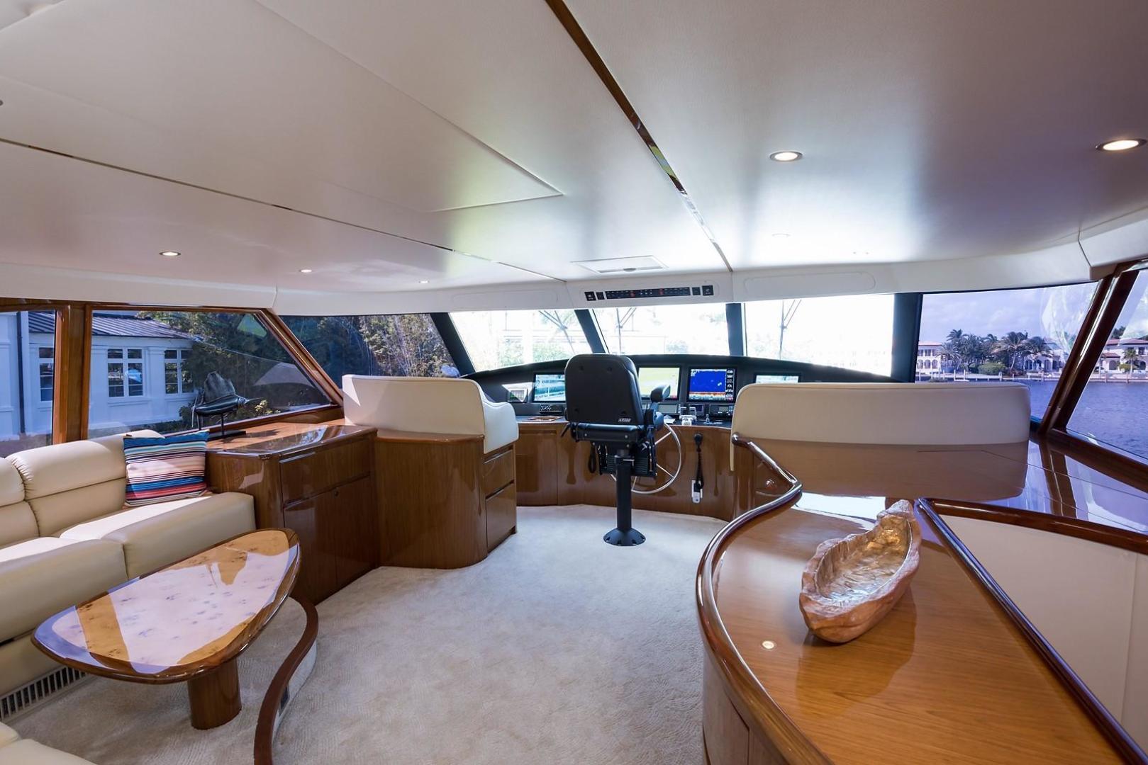Viking-Enclosed 2013-No Name 82 Miami-Florida-United States-Enclosed Flybridge-1324711 | Thumbnail