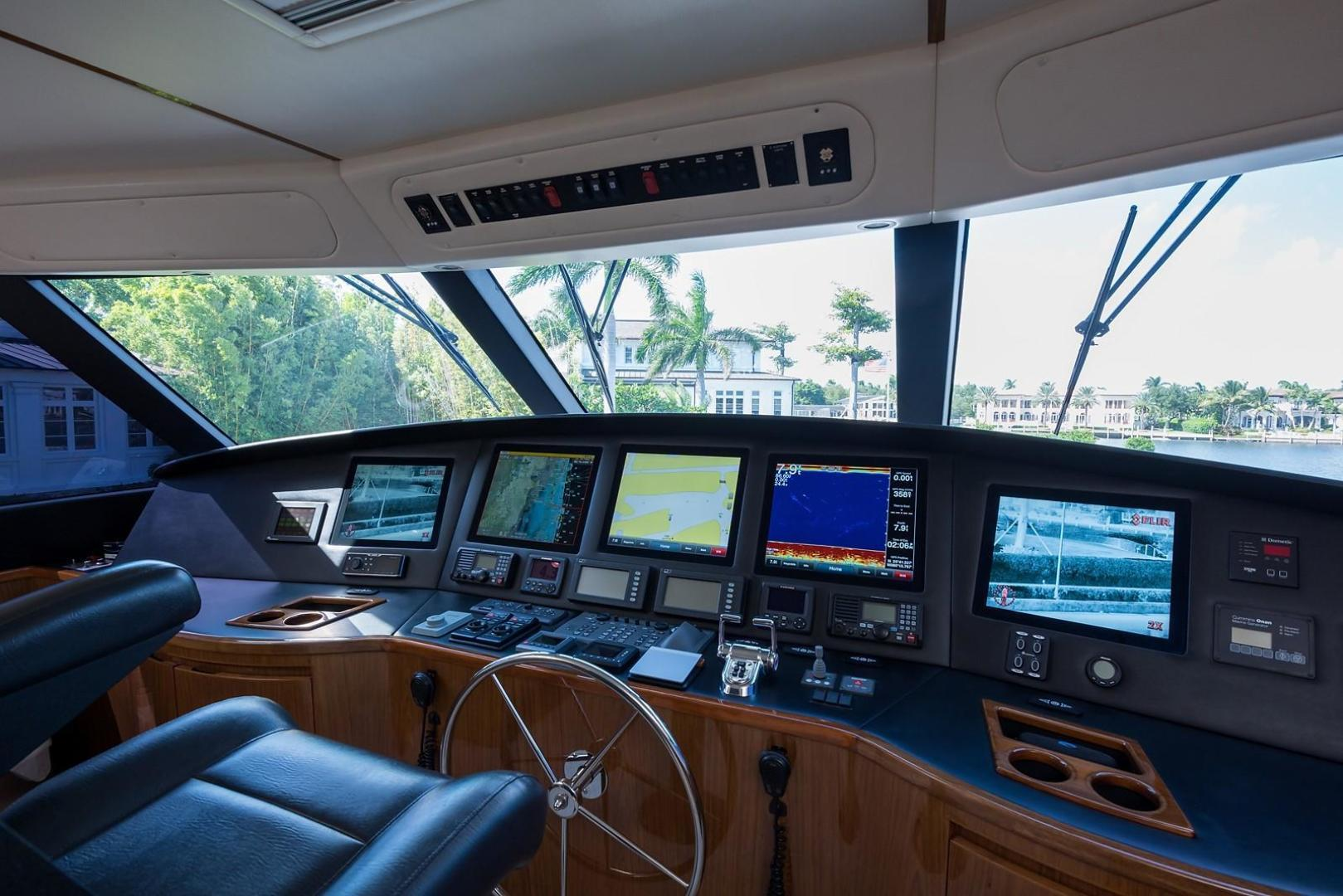 Viking-Enclosed 2013-No Name 82 Miami-Florida-United States-Enclosed Flybridge-1324709 | Thumbnail