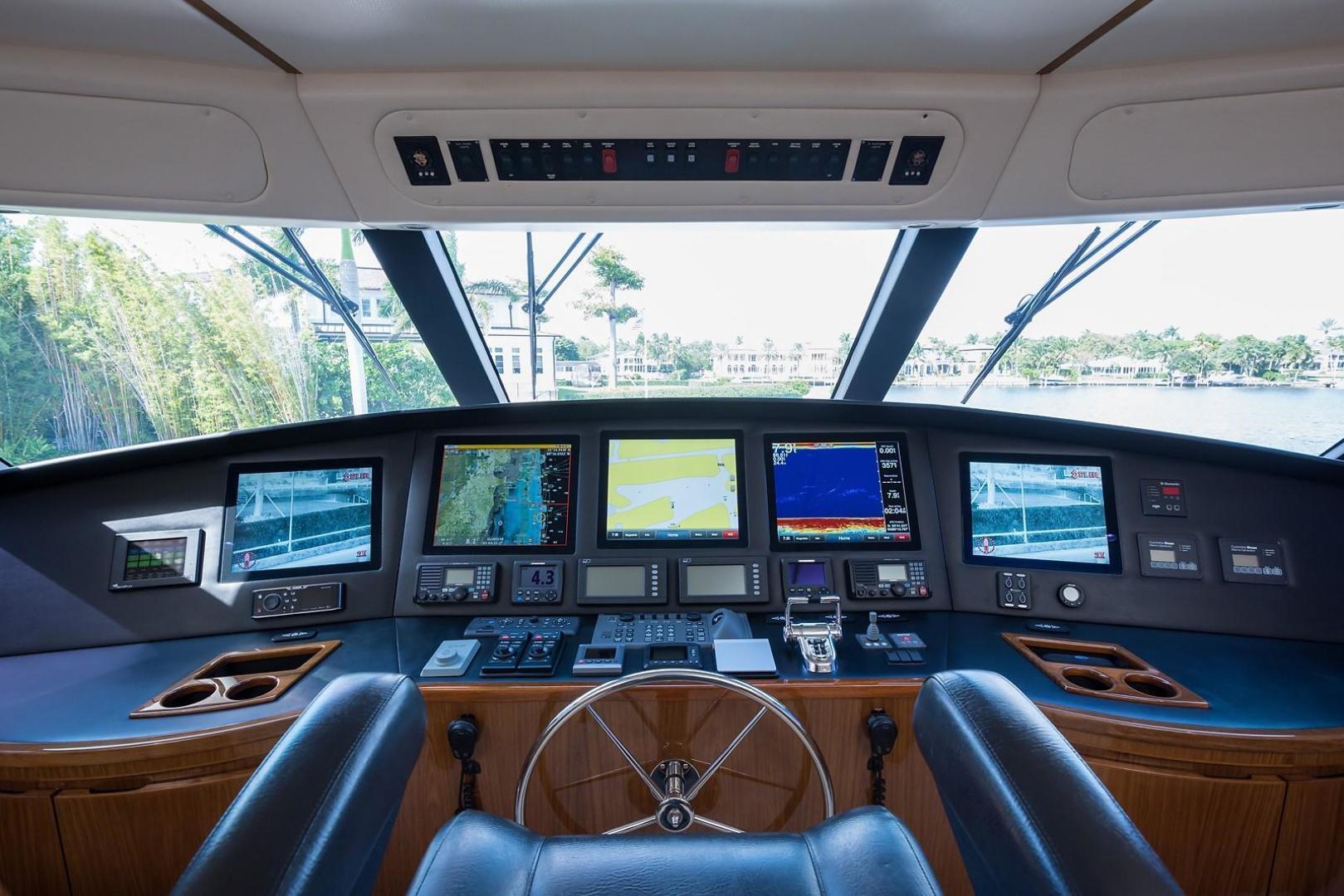 Viking-Enclosed 2013-No Name 82 Miami-Florida-United States-Enclosed Flybridge-1324707 | Thumbnail