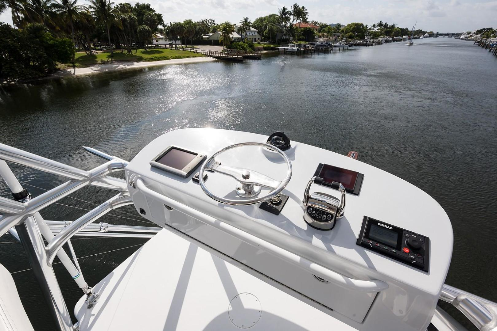 Release-Walk Around Custom Carolina 2013-Sally Margaret Key Largo-Florida-United States-43 Release Tower Helm-1325325   Thumbnail