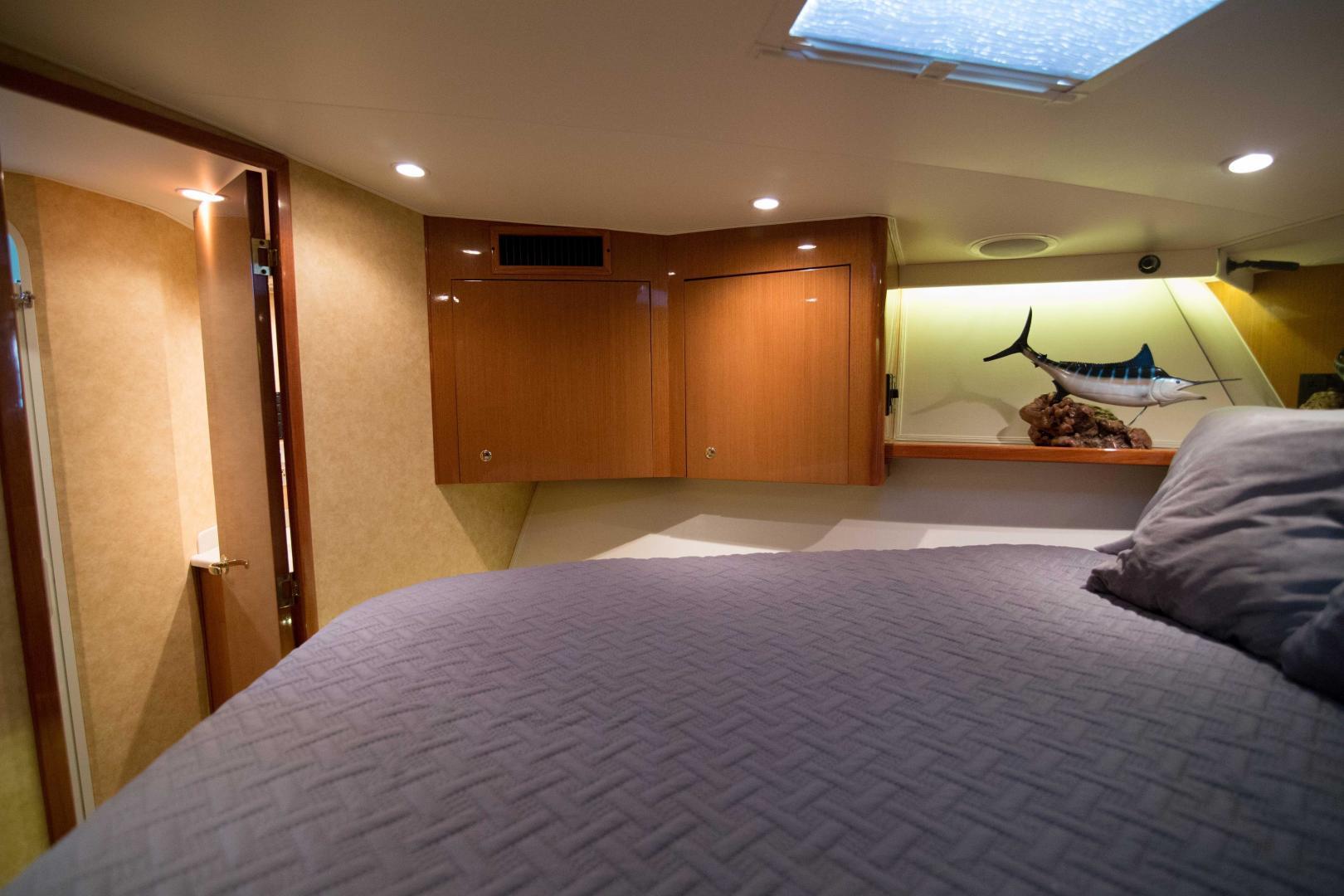 Viking 50 - Tiger Six - Master Stateroom