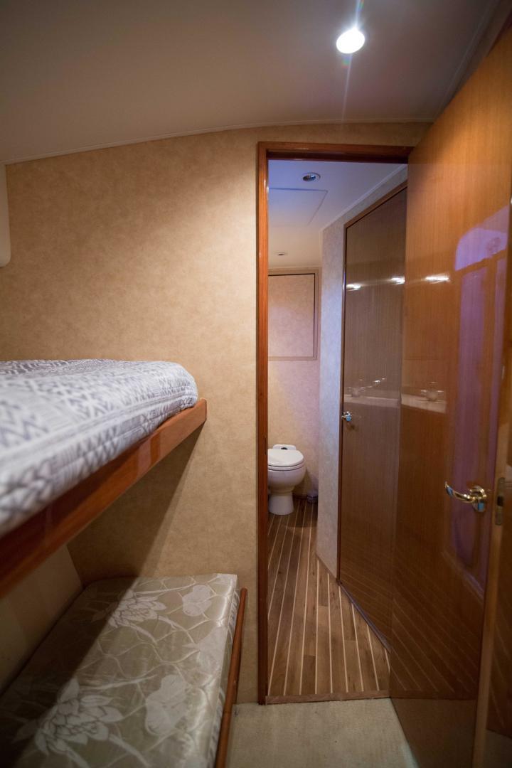 Viking 50 - Tiger Six - Guest Stateroom