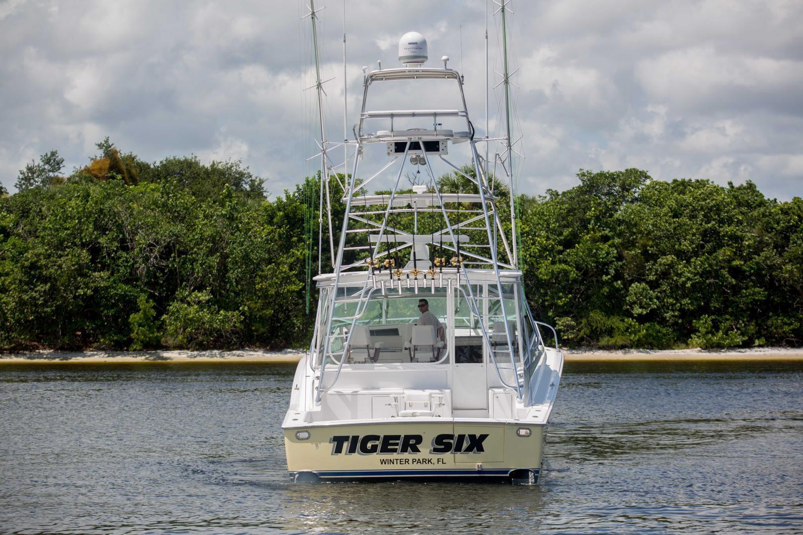 Viking 50 - Tiger Six - Exterior Profile