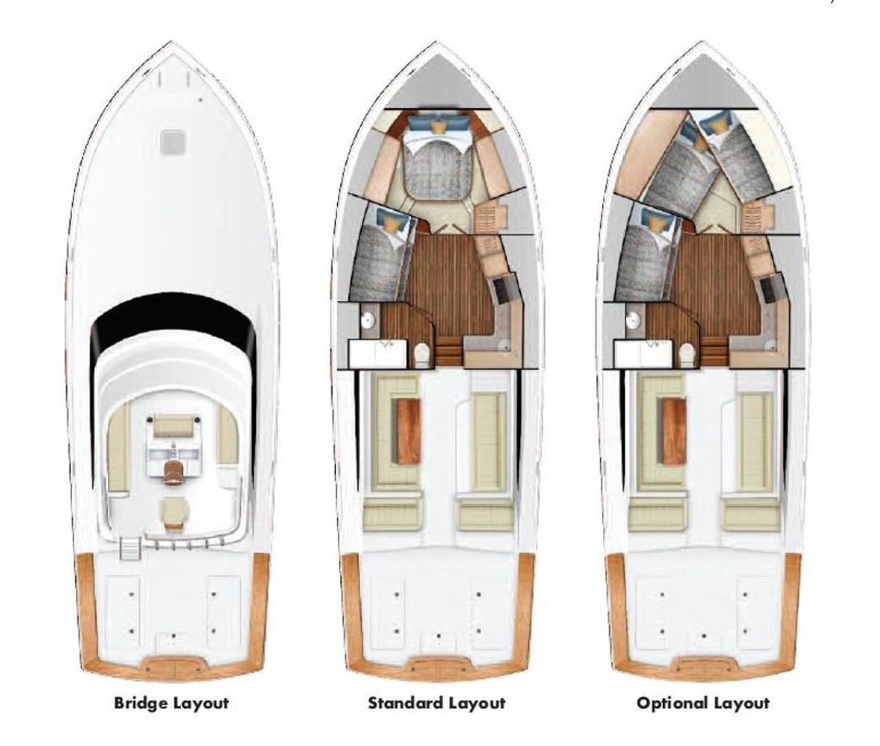 Exterior/Interior Layout Options