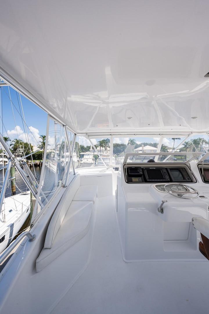 Viking-Convertible 2001-No Vacancy Palm Beach Gardens-Florida-United States-Flybridge-1499885 | Thumbnail