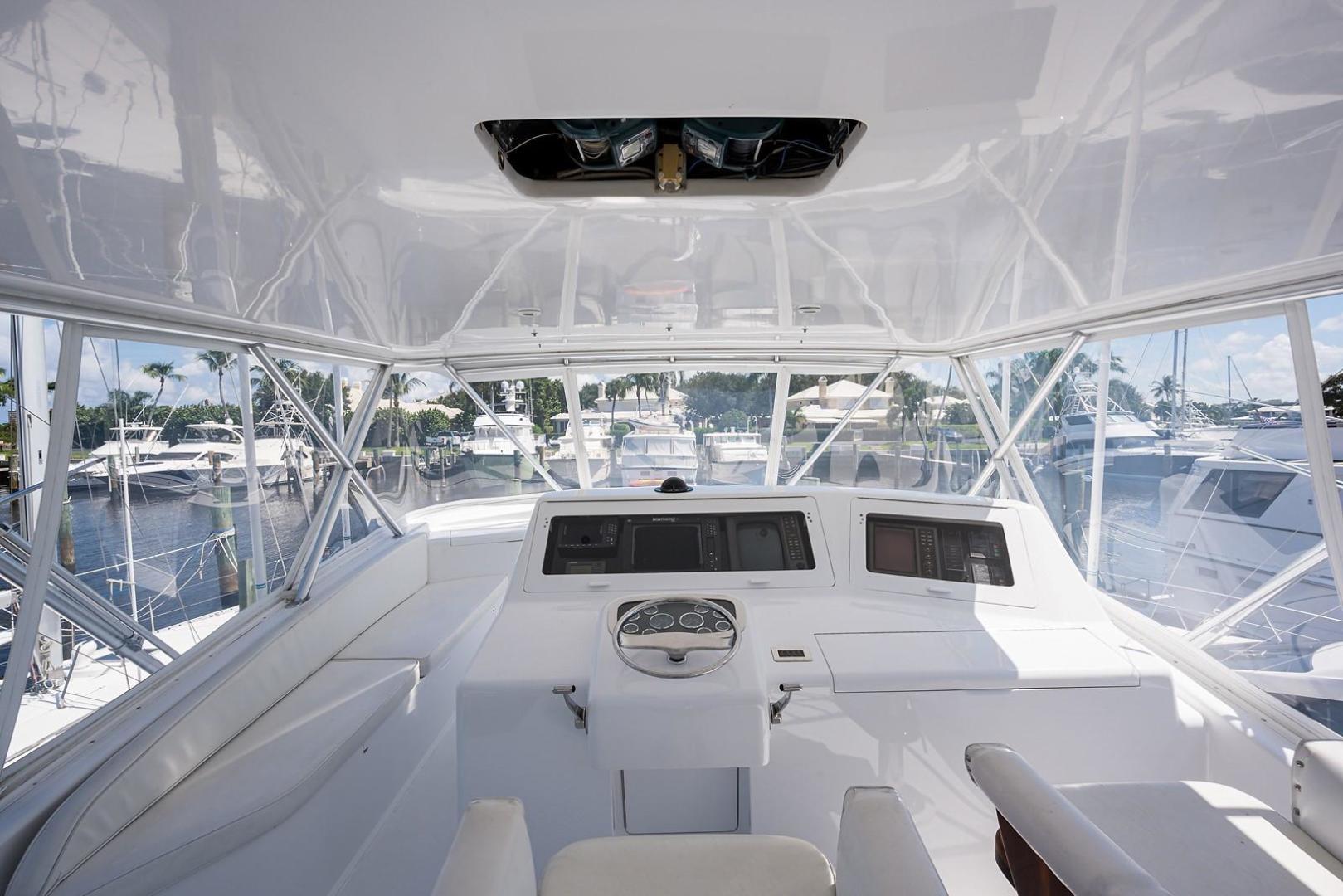 Viking-Convertible 2001-No Vacancy Palm Beach Gardens-Florida-United States-Flybridge-1499879 | Thumbnail