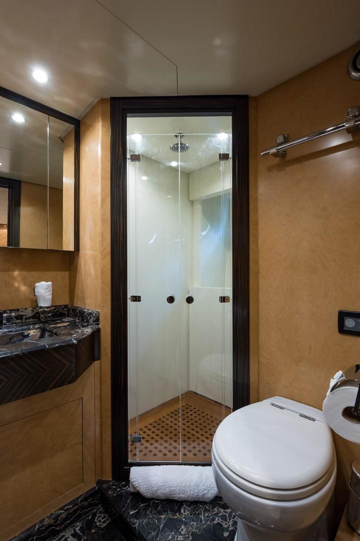 Port Guest Stateroom Head
