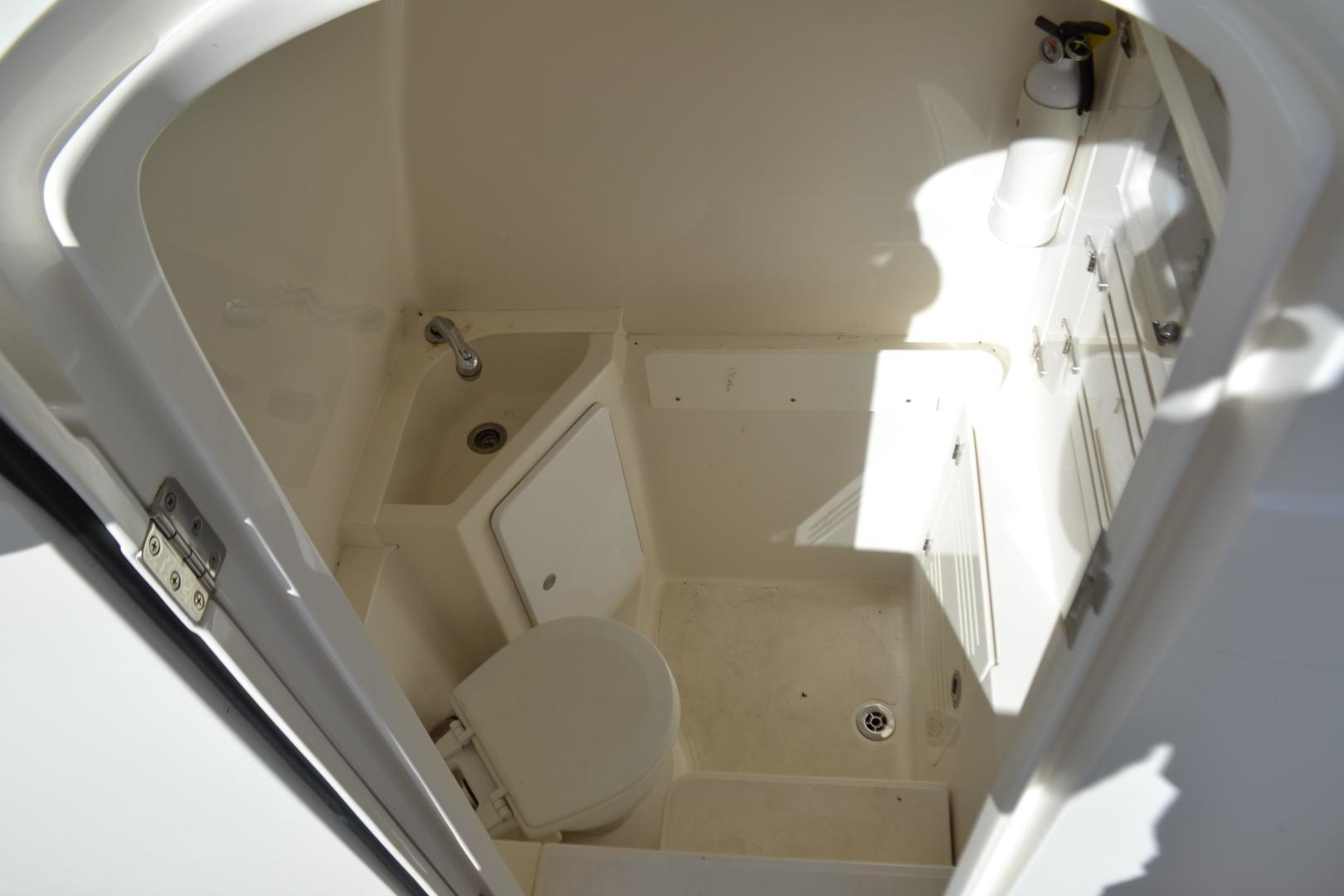 Head, Sink, Breaker Panel