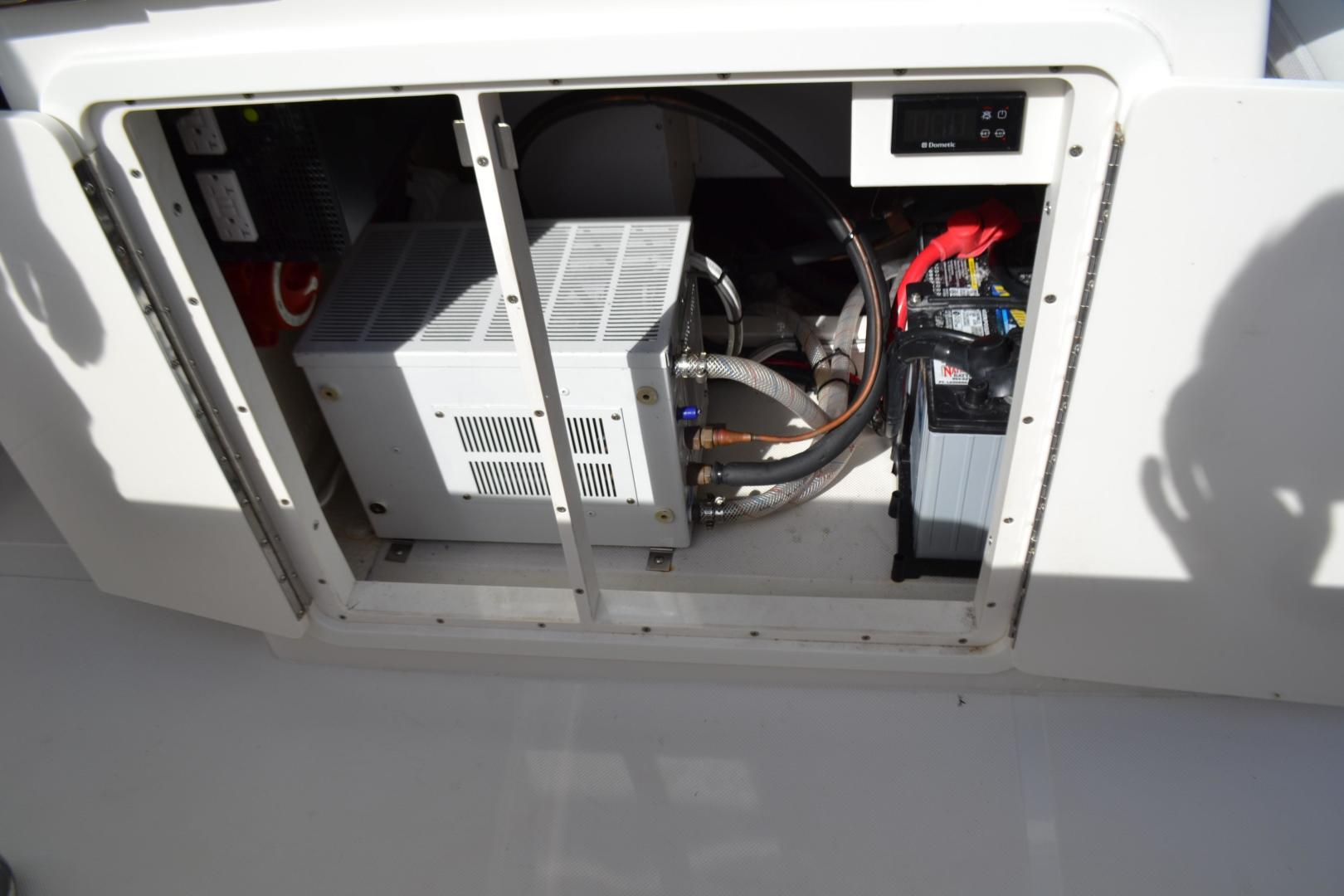 DC Refrigeration Unit