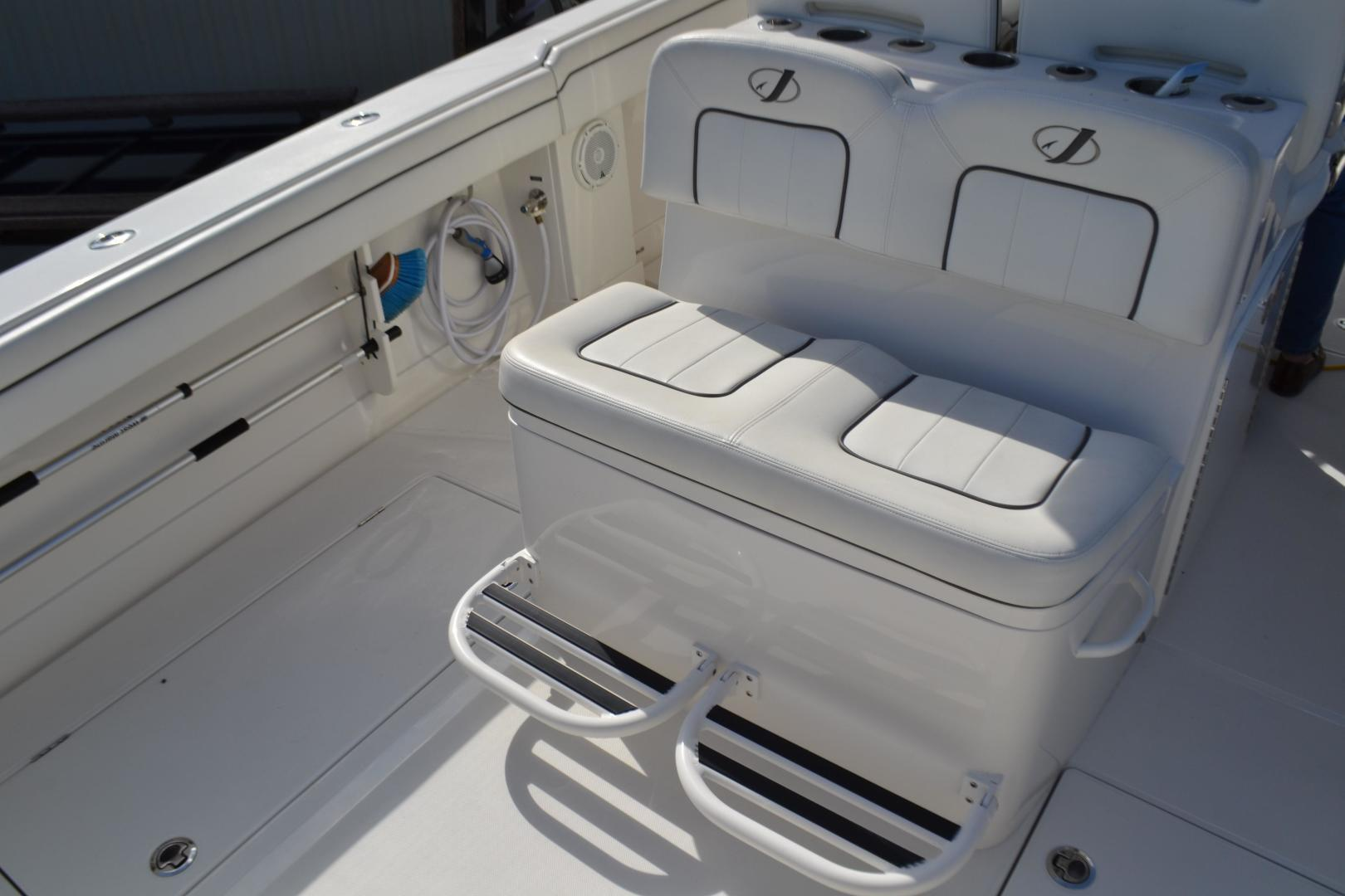 Mezzanine Seat, Refrigerated
