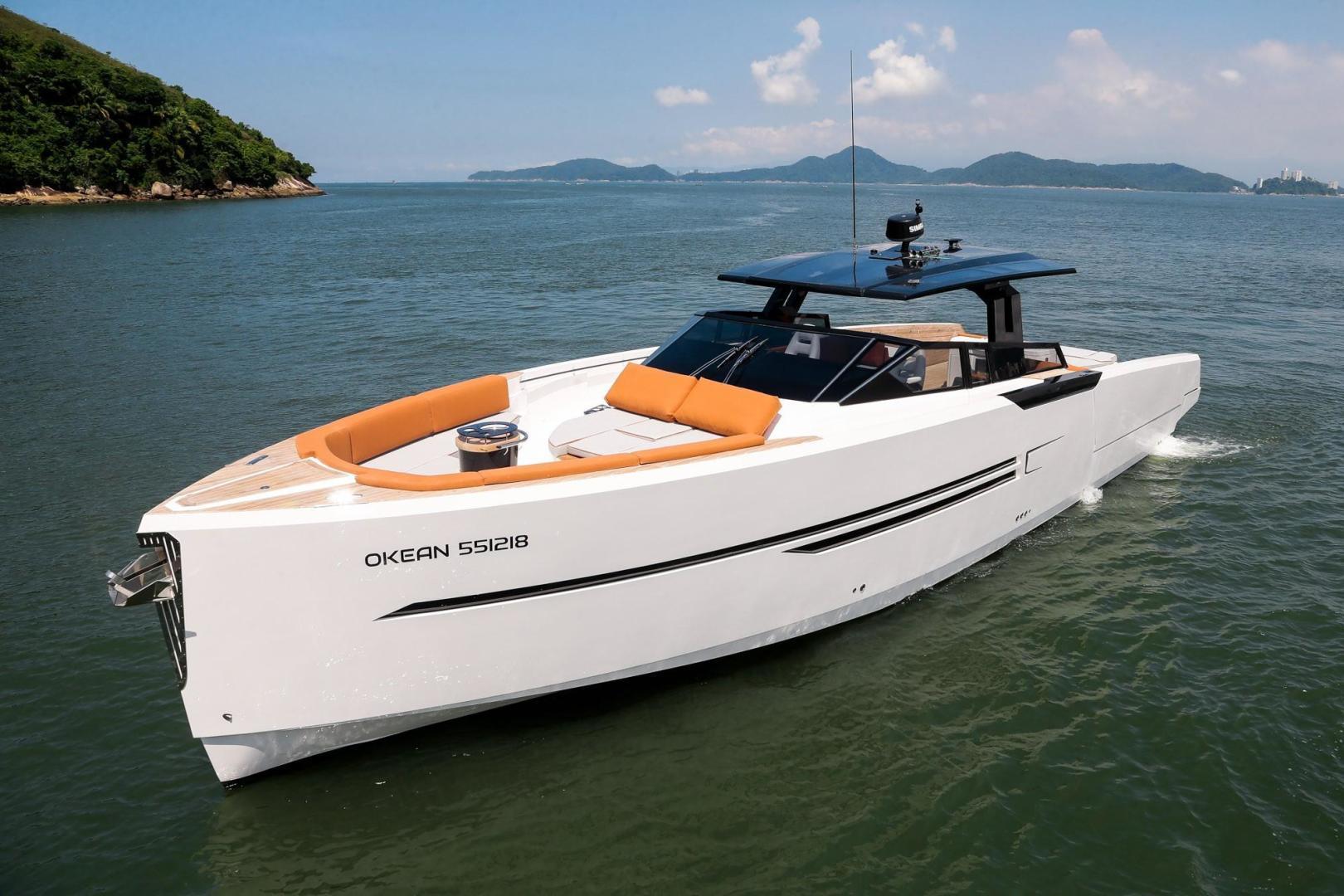OKEAN 55 Sport-on-water