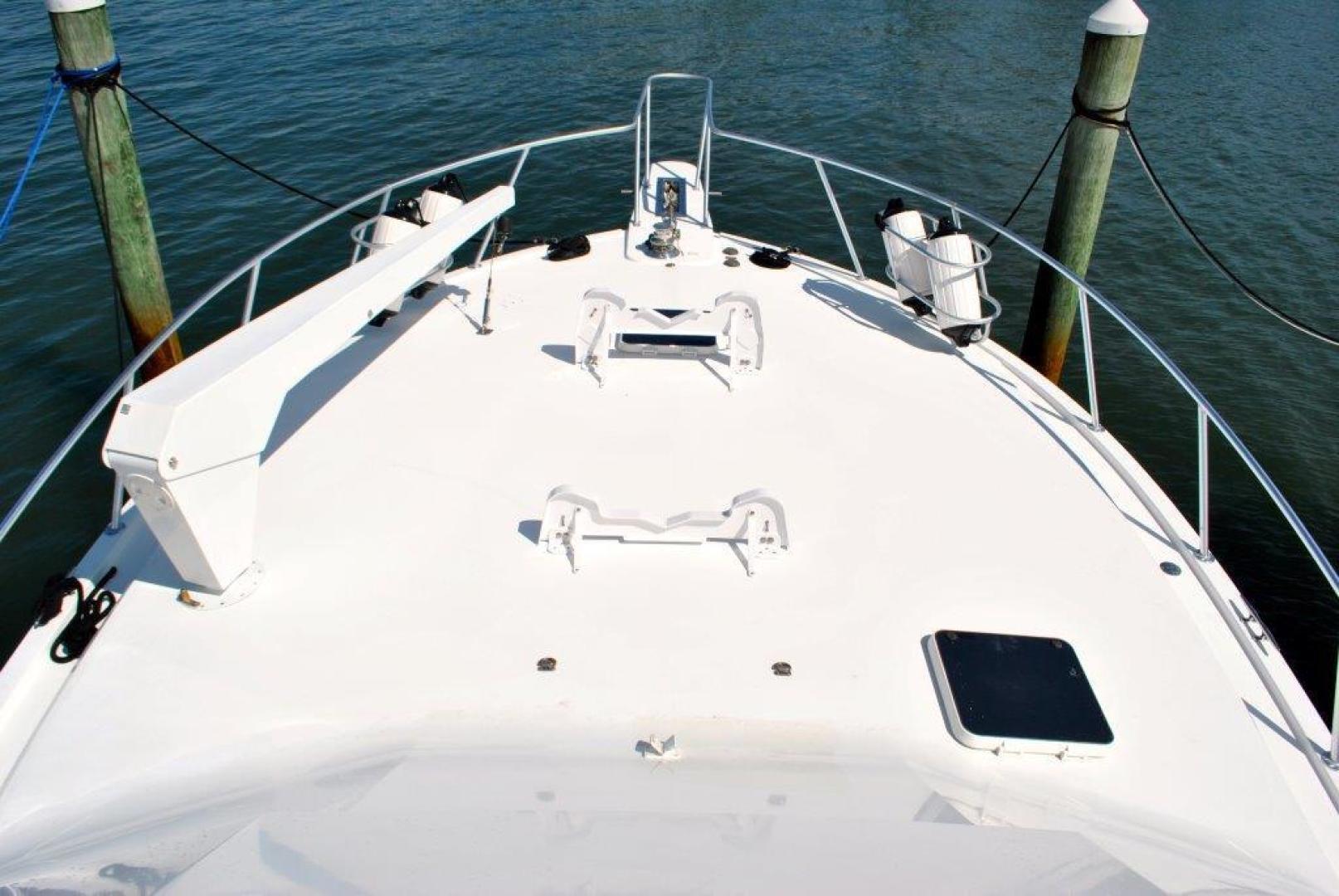 Viking 43 - Bow