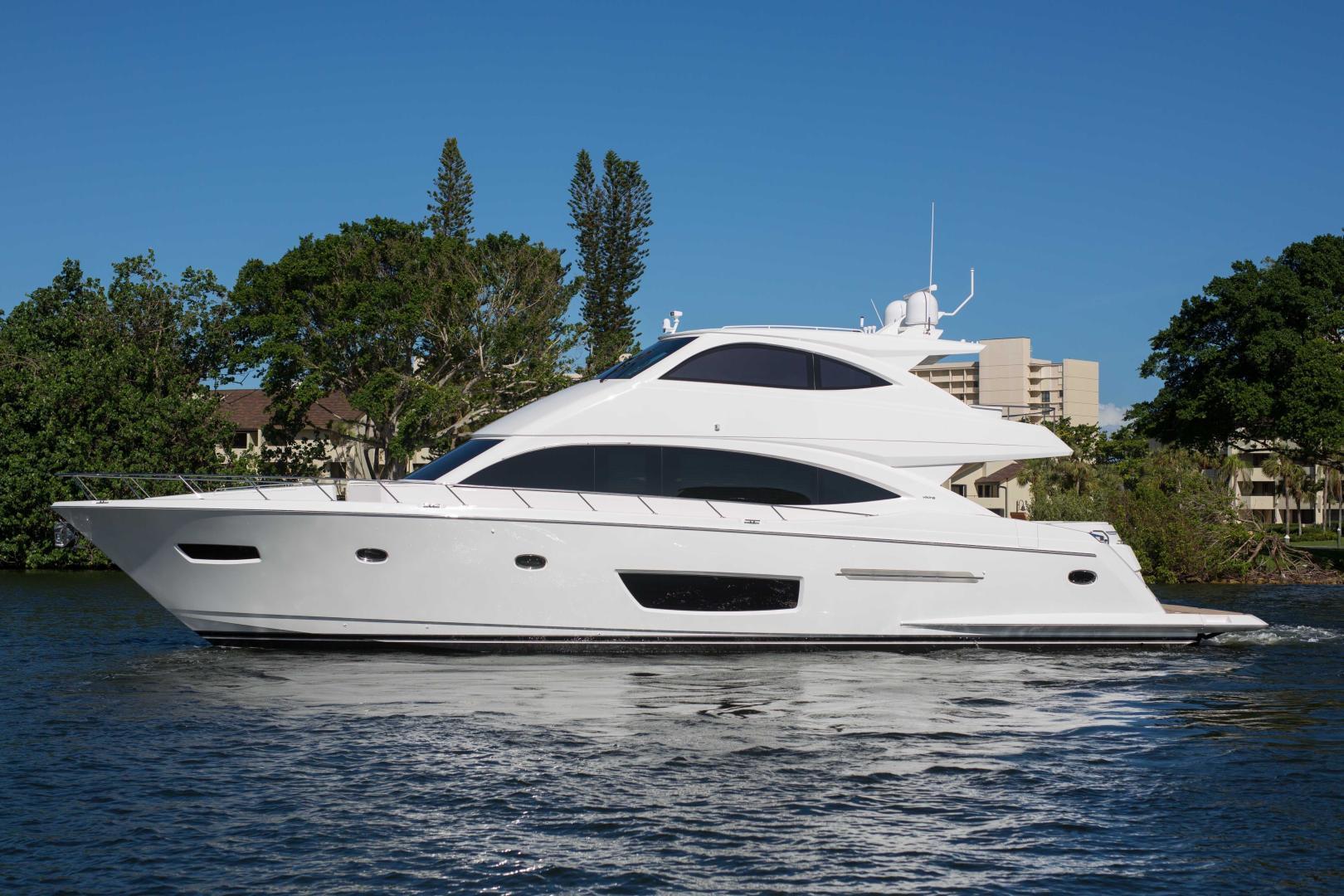 Viking 75 - Port Profile