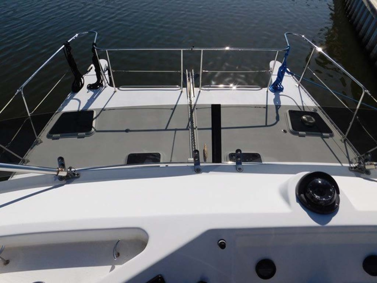 PDQ-Passage Maker 2005-Sea Renity Cocoa Beach-Florida-United States-Foredeck-1336031 | Thumbnail