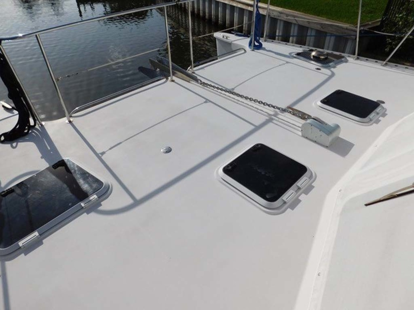 PDQ-Passage Maker 2005-Sea Renity Cocoa Beach-Florida-United States-Foredeck-1336030 | Thumbnail