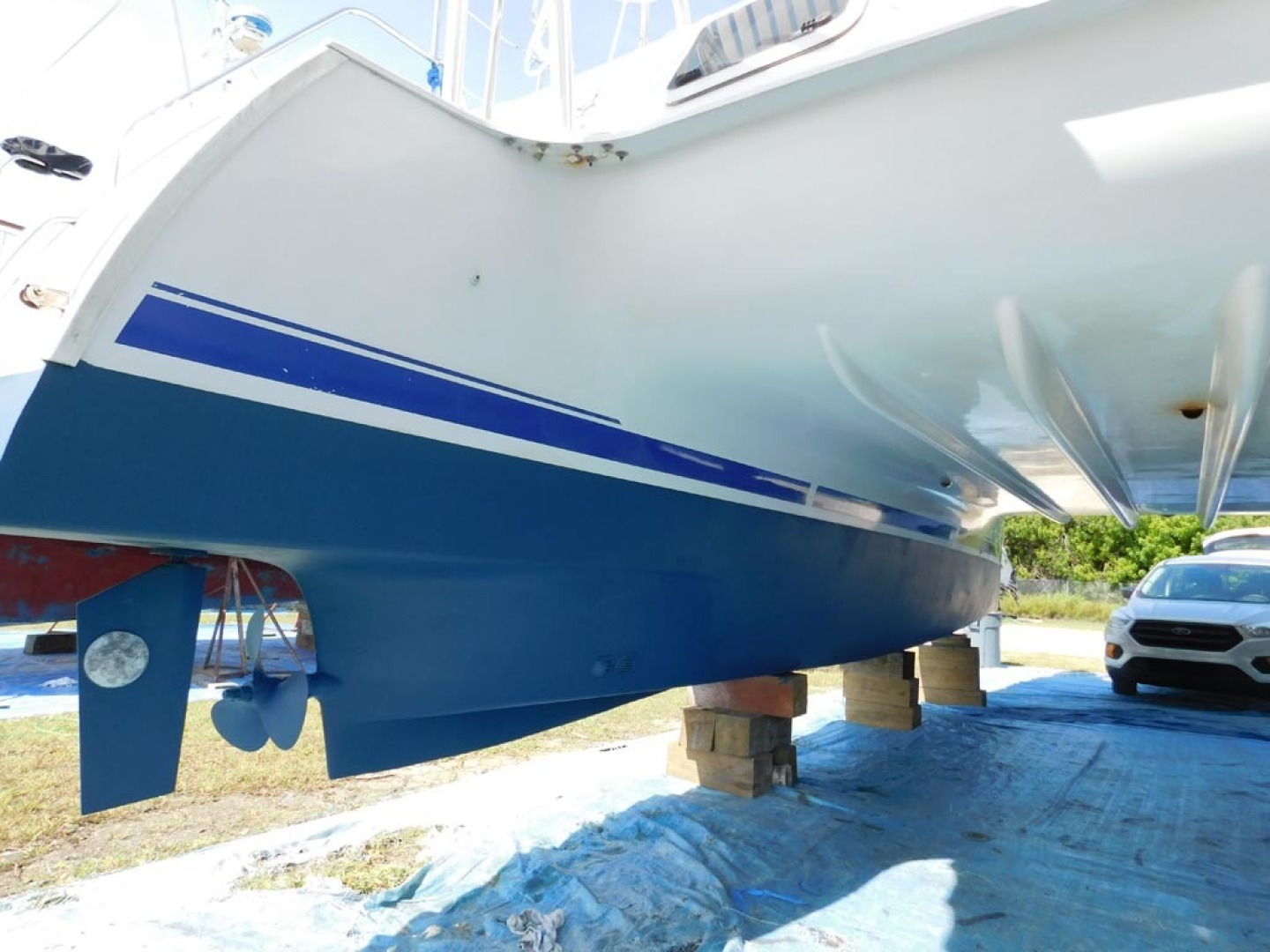 PDQ-Passage Maker 2005-Sea Renity Cocoa Beach-Florida-United States-Port Hull And Vessel Underside-1468280 | Thumbnail