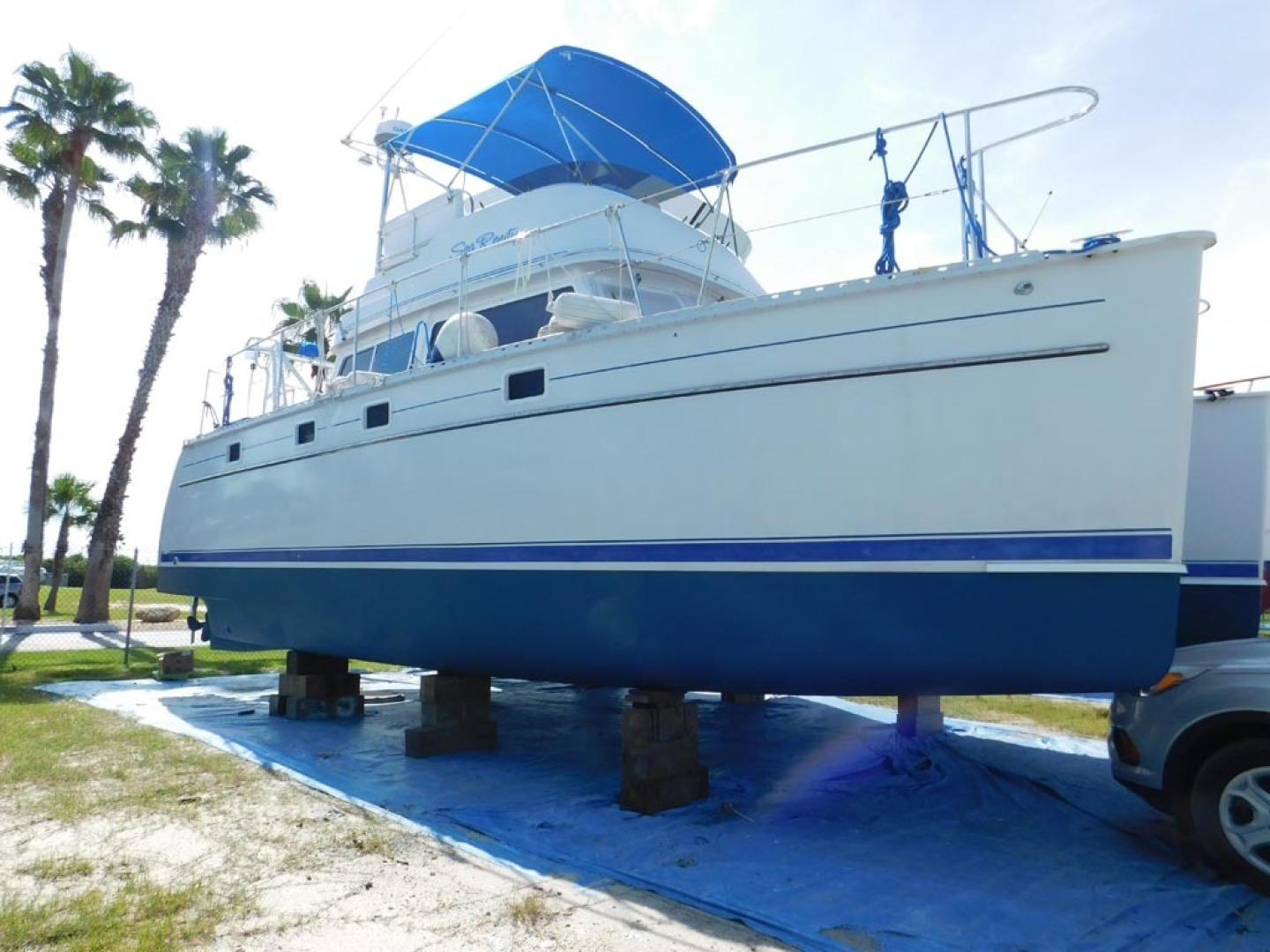 PDQ-Passage Maker 2005-Sea Renity Cocoa Beach-Florida-United States-Starboard Hull-1468282 | Thumbnail