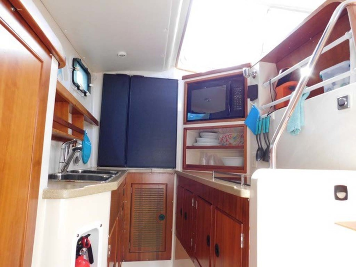 PDQ-Passage Maker 2005-Sea Renity Cocoa Beach-Florida-United States-Galley-1336051 | Thumbnail