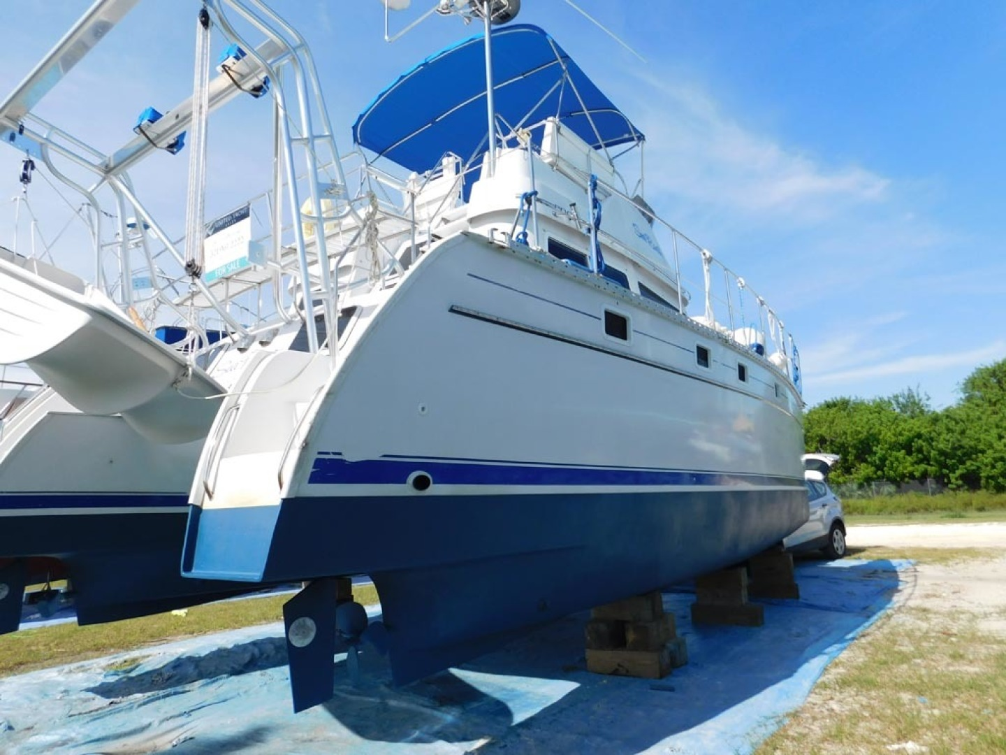 PDQ-Passage Maker 2005-Sea Renity Cocoa Beach-Florida-United States-Starboard Aft Hull-1468281 | Thumbnail