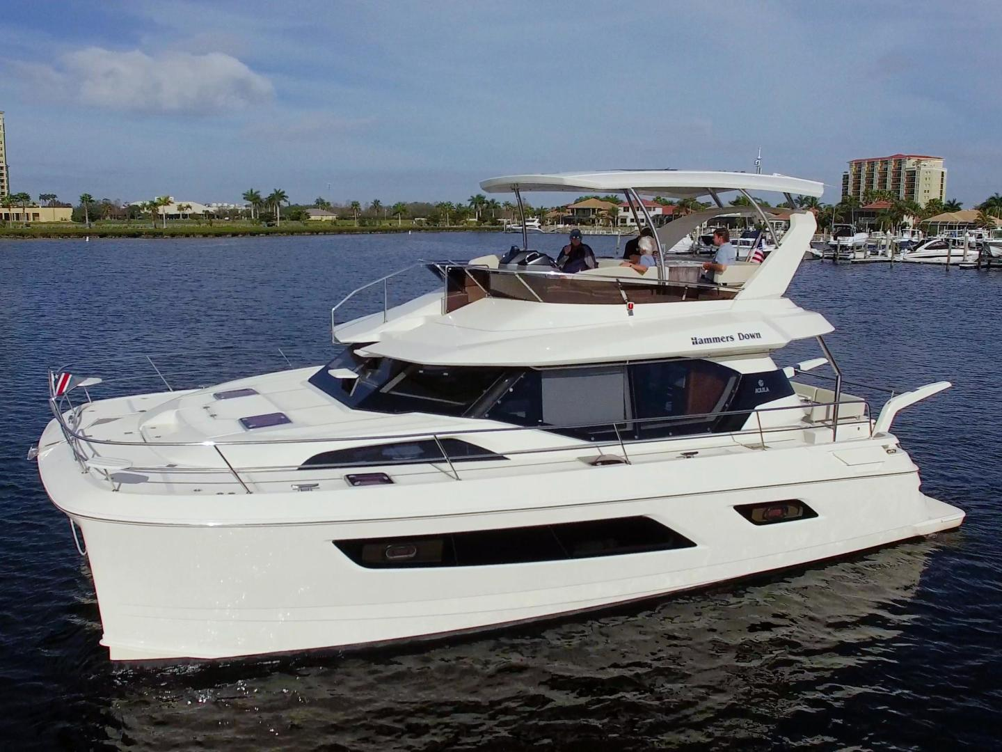 Picture Of: 44' Aquila 44 2017 Yacht For Sale | 1 of 75
