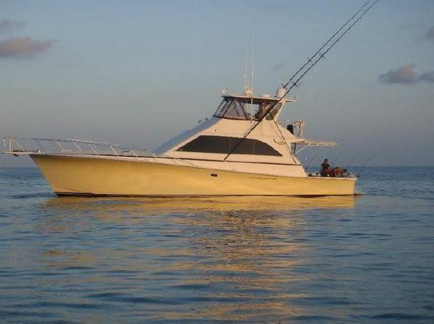 Ocean Yachts-Convertible 1991-T Back Fort Lauderdale-Florida-United States-1337023 | Thumbnail