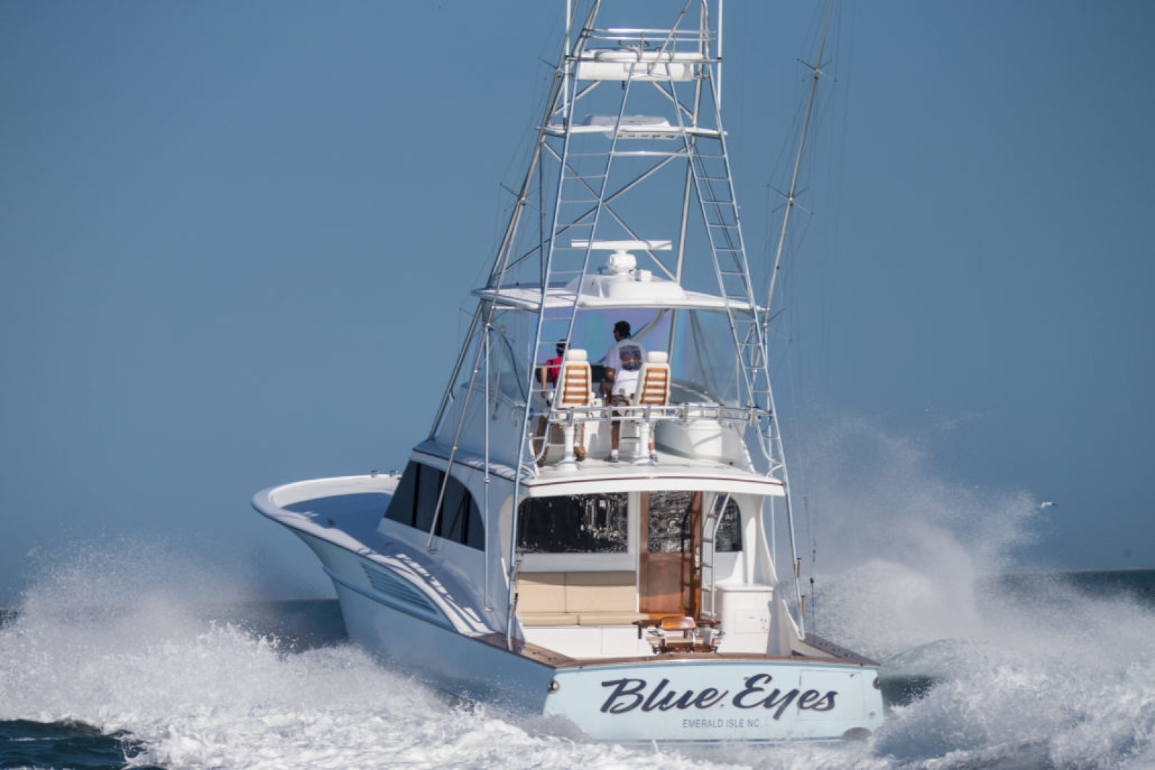 Picture Of: 58' Shearline 58 Sportfish Convertible 2009 Yacht For Sale | 2 of 65