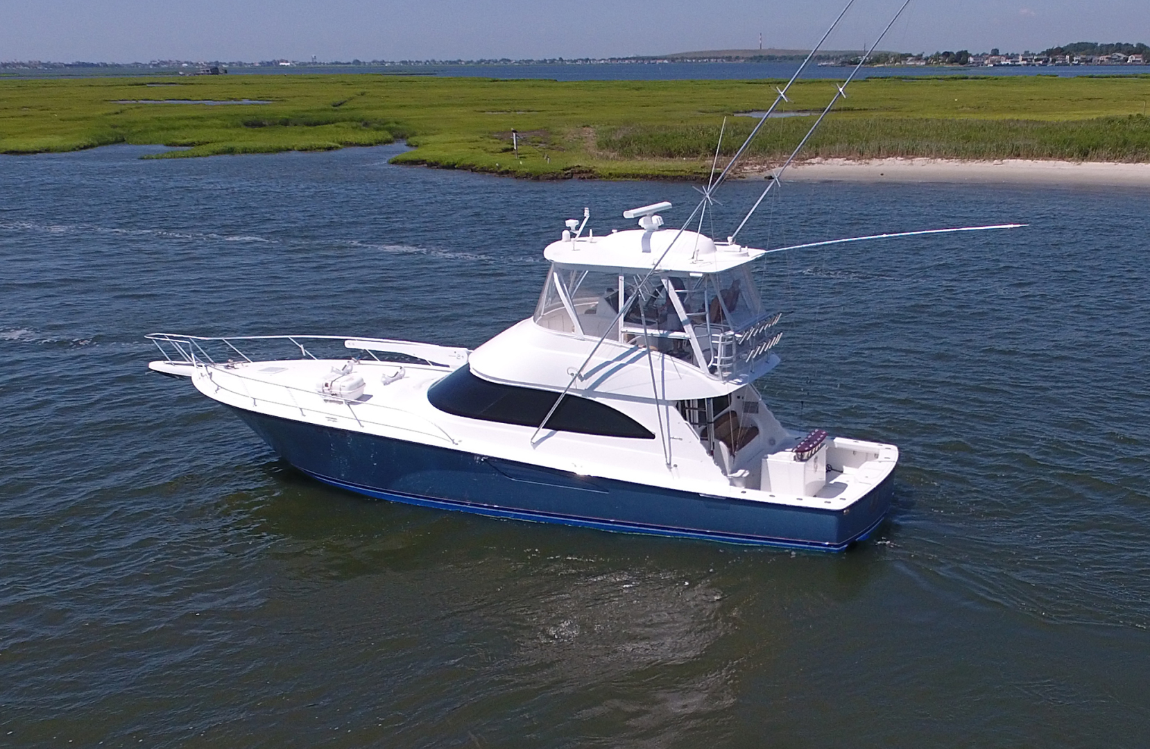 Picture Of: 53' Viking 52 Convertible 2015 Yacht For Sale | 1 of 63