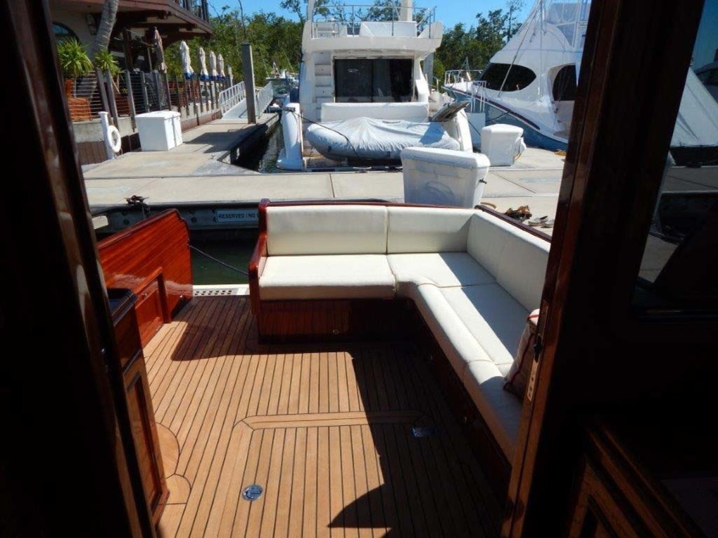 Windsor Craft-by Vicem Yacht 40 Hardtop 2009-Tally II Jacksonville-Florida-United States-Cockpit-1337769 | Thumbnail