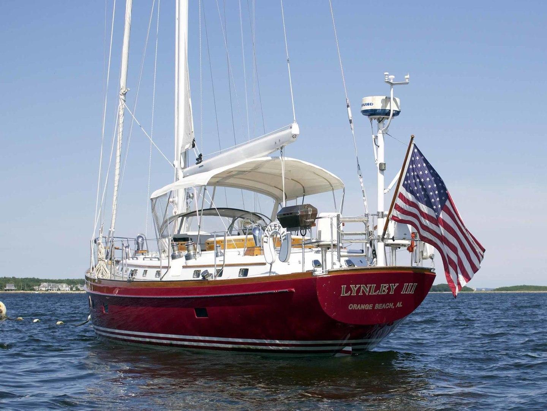 Little Harbor-60 1994-LYNLEY III Somerset-Massachusetts-United States-Stern View-1338748 | Thumbnail
