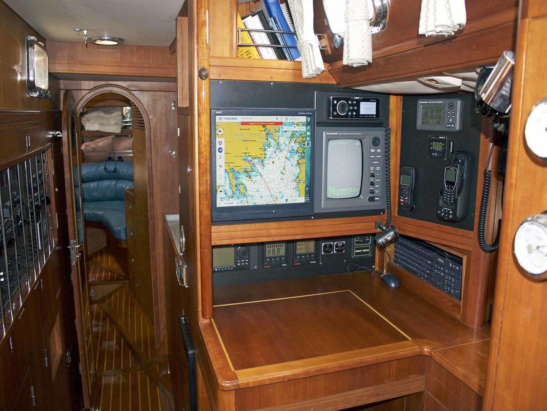 Little Harbor-60 1994-LYNLEY III Somerset-Massachusetts-United States-Nav Station-1338739 | Thumbnail