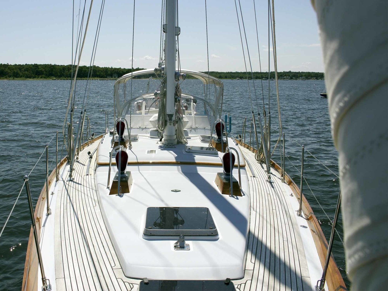 Little Harbor-60 1994-LYNLEY III Somerset-Massachusetts-United States-Looking Aft-1338735 | Thumbnail