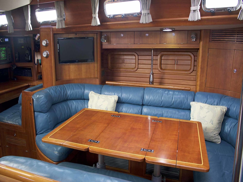 Little Harbor-60 1994-LYNLEY III Somerset-Massachusetts-United States-Salon, to Port-1338745 | Thumbnail