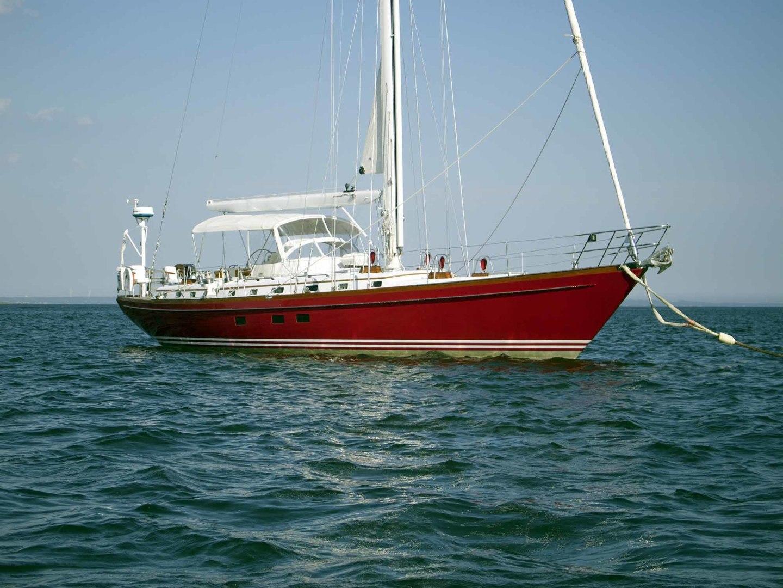 Little Harbor-60 1994-LYNLEY III Somerset-Massachusetts-United States-Profile, Fwd.-1338742 | Thumbnail