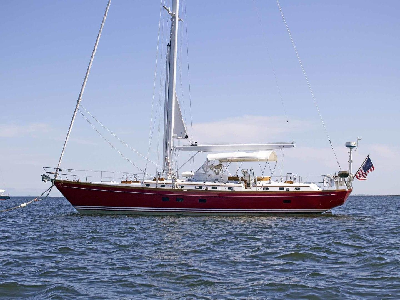 Little Harbor-60 1994-LYNLEY III Somerset-Massachusetts-United States-Port Profile-1338741 | Thumbnail