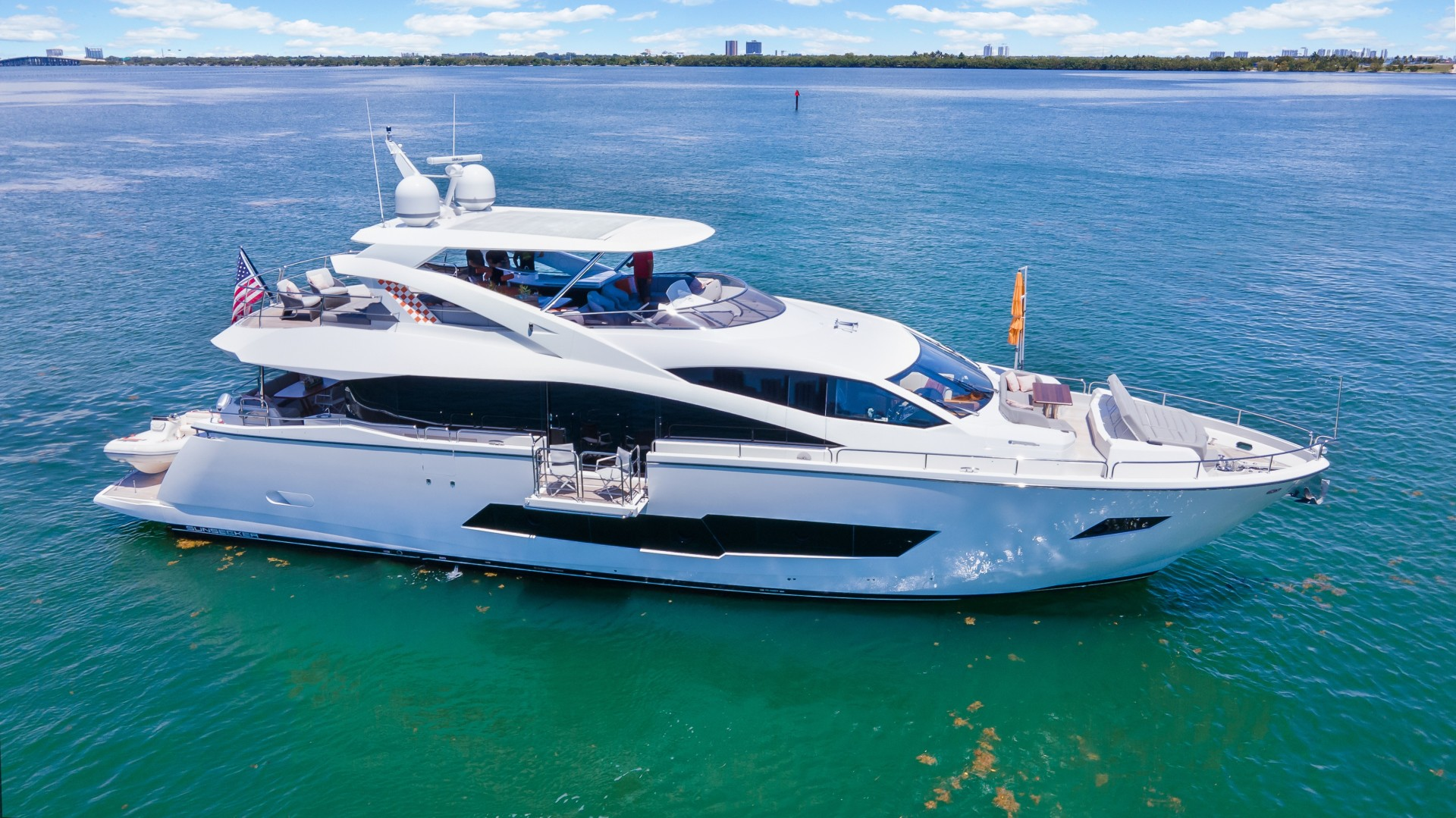 Picture Of: 86' Sunseeker 86 Yacht 2018 Yacht For Sale | 1 of 43