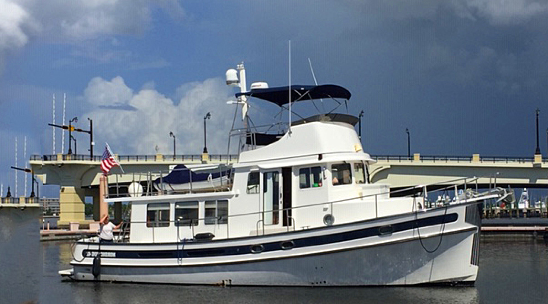Picture Of: 42' Nordic Tugs 42 with Flybridge 2007 Yacht For Sale | 2 of 29