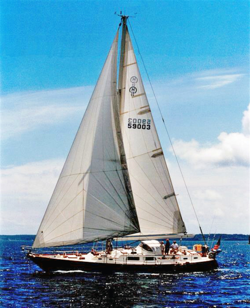 Picture Of: 59' Hinckley Sou'wester 59 1983 Yacht For Sale | 2 of 30