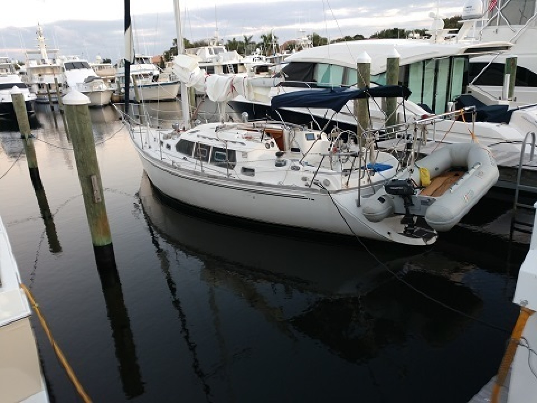 Sabre-40 RS 1992-Hoosier Fernandina Beach-Florida-United States-1340368   Thumbnail