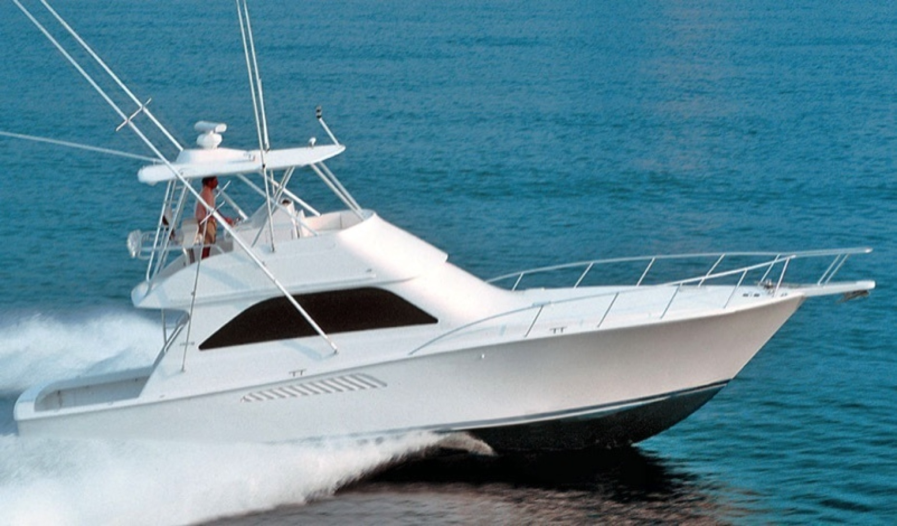 Picture Of: 45' Viking 45 Convertible 2005 Yacht For Sale | 1 of 23