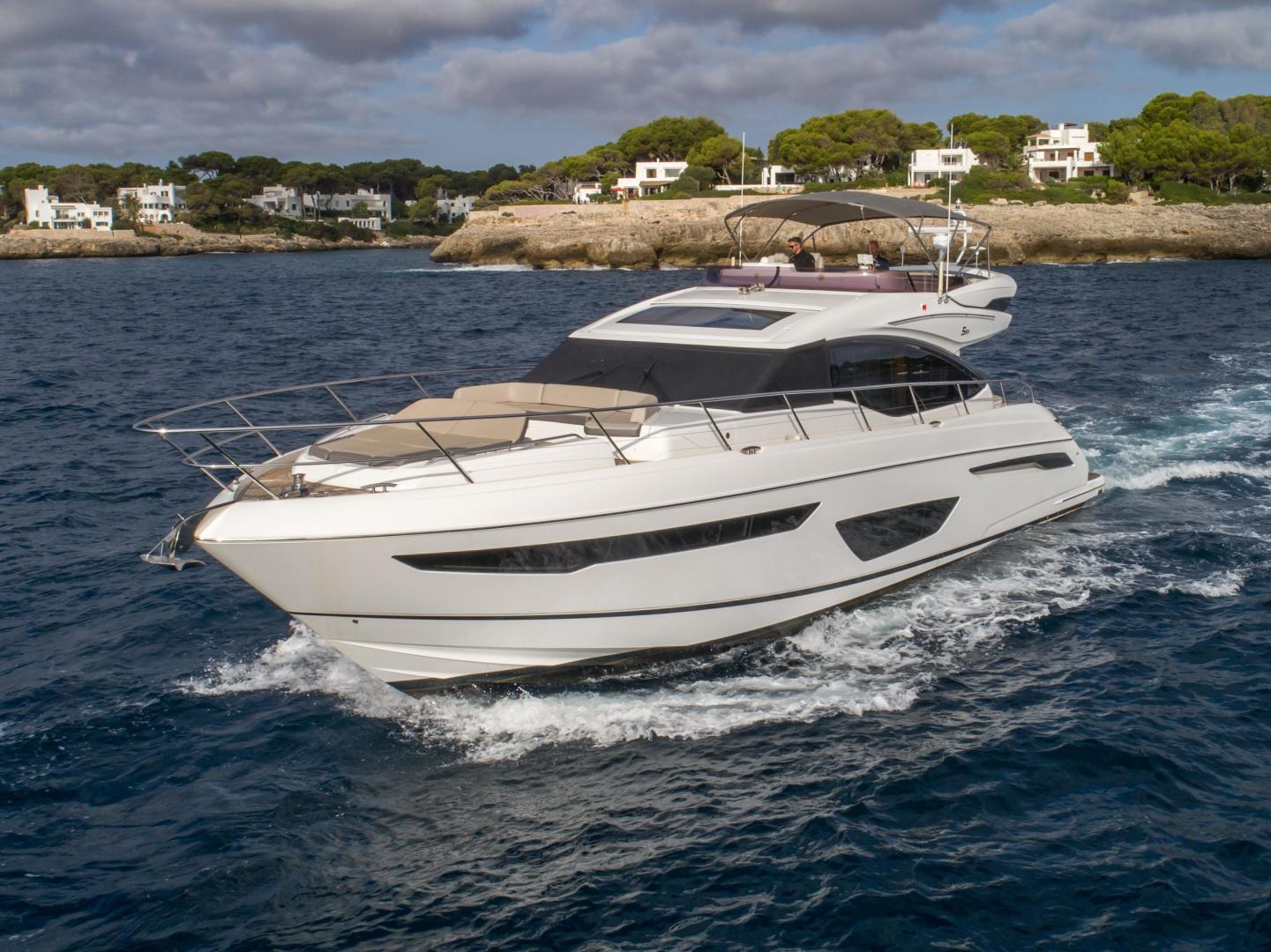 Picture Of: 66' Princess S65 Sportbridge 2017 Yacht For Sale | 1 of 11